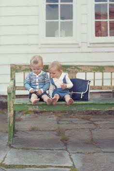 Best friends toddlers in summer outfits for MeMini Norway, Toddlers, Best Friends, Summer Outfits, Beautiful, Young Children, Beat Friends, Little Boys, Bestfriends