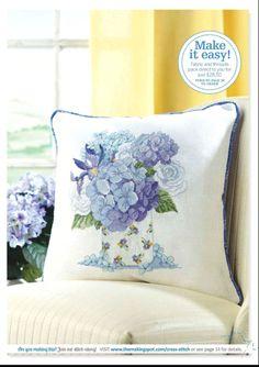 Blue Bouquet (Pg 1 of 4)