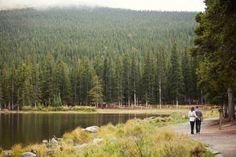 Denver Mountain Engagement: Erin + Scott » Chicago Wedding Photographer | Artistrie Co.