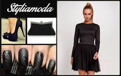 Jak Wam podoba się nasza nowa sukienka ? :D  http://styliamoda.pl/home/4556-sukienka-z-szerokim-warstwowym-dolem.html