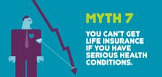 9 Myths about Life Insurance - Myth 7 - WFG Insurance Quotes Life Insurance Types, Group Life Insurance, Best Insurance, Insurance Quotes, Financial Peace, Financial Literacy, Fast Quotes, Insurance Marketing, Life Coaching Tools