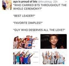 KIM NAMJOON, and don't you forget it!
