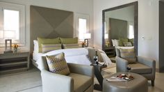 Check out the new Senza Hotel guest rooms.