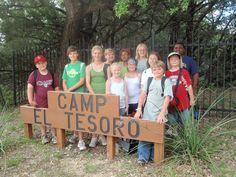 Camp Fire's Camp El Tesoro