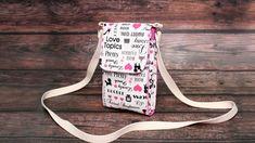 DIY Accordion Wallet Diy Belt Pouches, Pouch Bag, Zipper Pouch, Handbag Tutorial, Pouch Tutorial, Backpack Tutorial, Pochette Portable Couture, Cute Makeup Bags, Diy Makeup