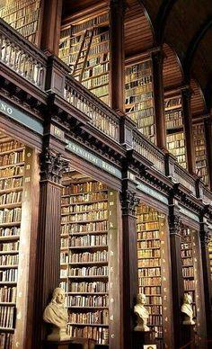 Trinity Library,  Ireland