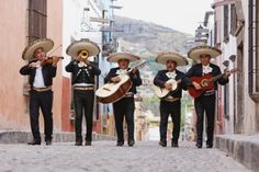 Mariachi is a type of music that is considered to be representative of Mexico.