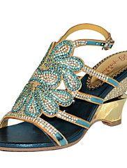 Zapatos de mujer - Tacón Cuña - Tacones - Sanda... – EUR € 53.89