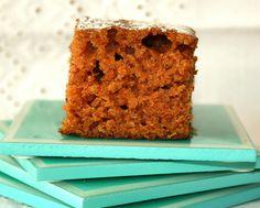 ciasto marchewkowo-gruszkowo-imbirowe