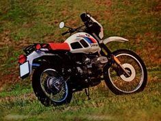 BMW R80 G/S Paris-Dakar
