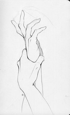 Hand Sketch.