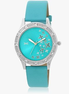 KILLER Klw6006e Aqua Blue/Aqua Blue Analog Watch    #Killer     #SkyBlue       #AnalogWatch