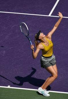 Maria Sharapova - Sony Ericsson Open: Day 8