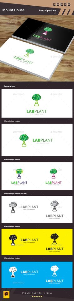 Lap Plant Logo Template  Suitable for:  ? Design Studios ? Photography ? Web Pages ? Software and Apps ? Video Games and Clans ? C