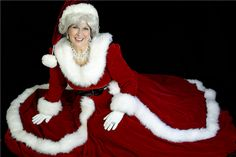 Santa Claus needs his Mrs. Claus in Dallas to really help spread holiday cheer and craft unique memories. Children love sitting on Santa's lap and chatting with Mrs. Claus about their year and wishes. For the perfect companion to Santa Allen, call now! Mrs Santa Claus Costume, Mrs Claus Outfit, Christmas Scenes, Christmas Fashion, Christmas Holidays, Christmas Ideas, Christmas Costumes, Ugly Christmas Sweater, Christmas Clothes