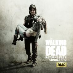 RIP Beth The last thing she said to him was: I'm not gonna leave you!