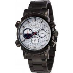 0e7447d55fd Relógio Masculino Esportivo Oversized Knockout 45mm (Dark+White). Relógios  Oversized