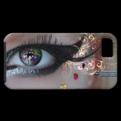 Windows to the soul iPhone 5 cover