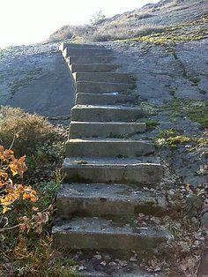 trappa på berg (från lunasblogg.net)
