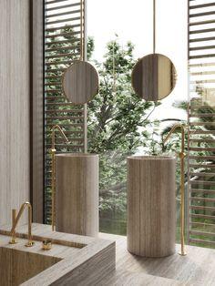Modern Wall Sconces, Modern Chandelier, Gold Accent Decor, Sofa Design, Interior Design, Sophisticated Bedroom, Short Glass, Restroom Design, Bespoke Furniture