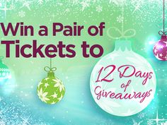 Win Tickets to 12 Days!