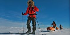 Antarctic Season 2014/15 – Our YB3 Trackers at the South Pole