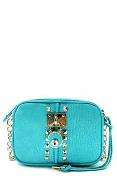 Amazon turquoise purse