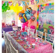 My Little Pony Party Ideas - Party City | Party City
