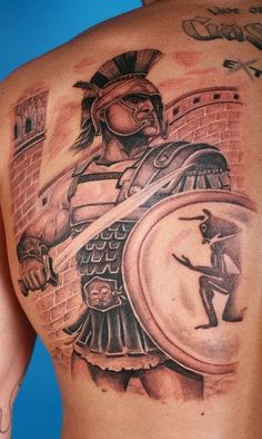 viking tattoos and meanings | Pin Viking Tattoo Warrior Tattoos Designs The on Pinterest