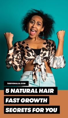 Grow Natural Hair Faster, Natural Hair Growth Tips, How To Grow Your Hair Faster, Natural Hair Regimen, Natural Hair Styles, Look At You, Just For You, Dry Frizzy Hair, Best Hair Loss Treatment