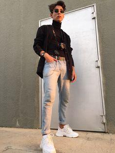 Men's Fashion, Nike Fashion, Urban Fashion, Streetwear Fashion, Fashion Outfits, Grunge Outfits, Jeggings Outfit, Grunge Guys, Aesthetic Fashion