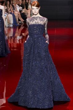 Elie Saab - Haute Couture Paris, Autumn/Winter 2013