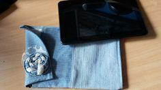 DIY Pouzdro na tablet