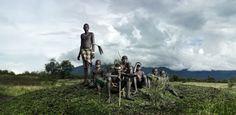 Joey Lawrence Photographer:Ethiopia