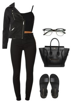 """""""Mood"""" by caressaharris ❤ liked on Polyvore featuring Topshop, 7 For All Mankind and Dorothy Perkins"""