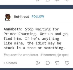 Percy Jackson Head Canon, Percy Jackson Memes, Percy Jackson Books, Percy Jackson Fandom, Percy Jackson Characters, Team Leo, Wise Girl, Lore Olympus, Annabeth Chase