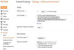 How To: Create a post footer ad in Passionfruit