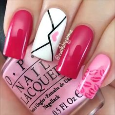 """"""" DOUBLE TAP AND PRESS PLAY!!! love this tutorial by @nailsbyjema ✨✨tag a friend!! ________________________________________ Follow my favorite…"""""""