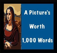 Writing Challenge Assignment: A Picture's Worth A Thousand Words Use this assignment as an extra credit piece, and my writers always accept the challenge!  Students are encouraged to write 1000 words based on a famous picture or piece of artwork.  This packet includes images, steps to complete, and a graphic organizer to help students analyze the art.
