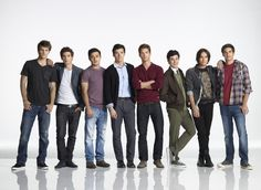 The hot boys of PLL!