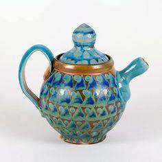 Mark Knott, Teapot, 8.25 x 9 x 6