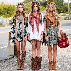 Coachella Roadtrip Fashion Lookbook