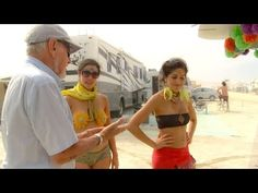 ▶ Forever Young - Burning Man 2013 - awesome documentary told through the eyes of a man in his 80s!