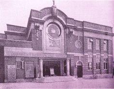 Handsworth, Birmingham,. Albion Picture Theatre