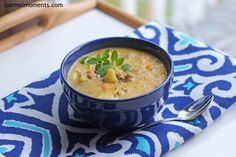 Cheeseburger Soup made like a perfect burger in a cheesy broth. Chock full of veggies, potatoes and beef for a perfect easy soup the whole family will love!