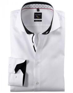 Plain White Shirt, White Shirts, Kamiz, Olympia, Superman, Shirt Designs, Slim, Mens Fashion, Shirt Dress