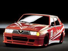 1987 Alfa Romeo 75 1.8 Turbo Superturismo A1