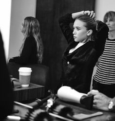 Mary-Kate and Ashley Olsen look gorgeous in these Neiman Marcus magazine shots! #style #beauty #olsentwins #fashion