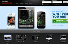 AutoCAD  WS - wherever you are - on any device!