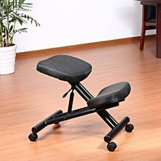 Aragon Ergonomic Kneeling Stool - Overstock™ Shopping - The Best Prices on Aragon Ergonomic Chairs